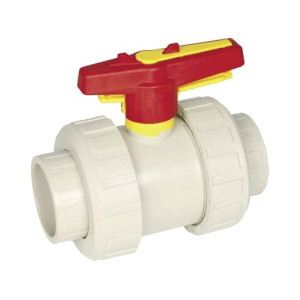 PP Two Way Ball Valve-02