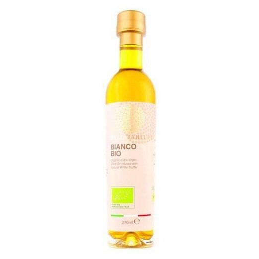 Organic Extra Virgin Olive Oil with White Truffle Flavoring