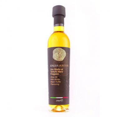 Olive Oil with Black Truffle Flavouring