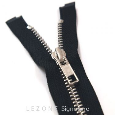 CHANGE METAL ZIP