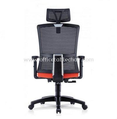 NIMO 2 HIGH BACK MESH CHAIR WITH HEIGHT ADJUSTABLE ARMREST 2HB