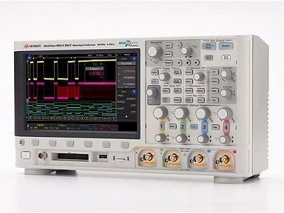 Mixed Signal Oscilloscope 200 MHz, 2 Analog Plus 16 Digital Channels, MSOX3022T