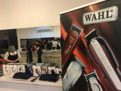 Barber Class and Wahl 2018 Seminal JB
