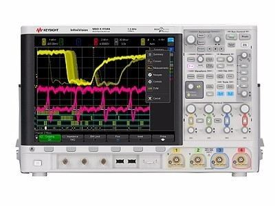 Oscilloscope 500 MHz, 2 Analog Channels, DSOX4052A