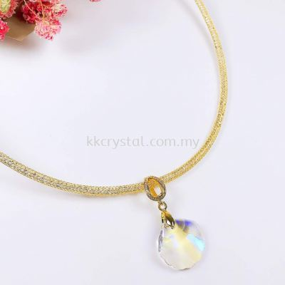 Stardust Necklace, Gold Plated, 1pcs