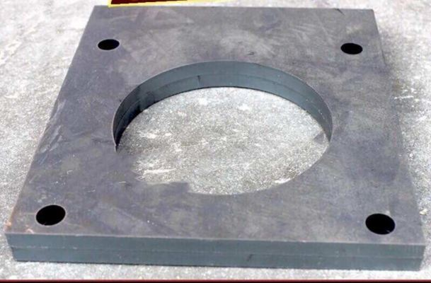 A3 Cutting Mild steel plate