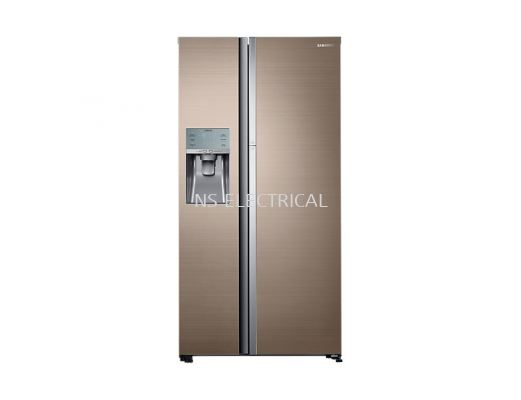 Samsung Side By Side Food Showcase with Twin Cooling Plus™ - (RH58K66877P/ME)