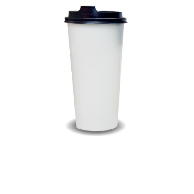 16oz Single Wall Hot Cups [ECSW16]