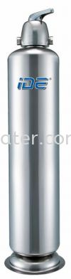 IDE 1040 Stainless Steel Outdoor Water Filter Outdoor Water Filter System