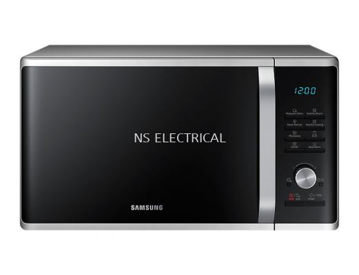 Samsung Grill Microwave Oven with Healthy Steam, 28L (MG28J5255GS)