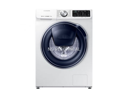 Samsung Front Load Washer with QuickDrive, 9 kg wash (WW90M64FOPW)