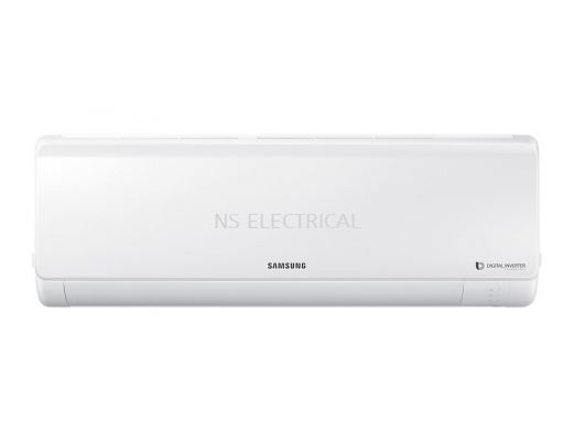 Samsung Inverter Deluxe Wall-Mount Air Conditioner with 8-Pole Inverter, 2.5 HP - (AR24MVFHJWKNME)