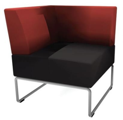 Range Single Seater with Right Armrest