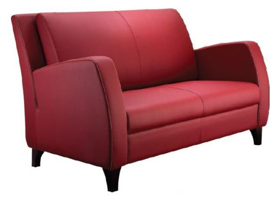 Camelia Two Seater with Armrest Sofa