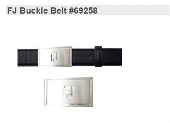 FJ Buckle Belt New 69258