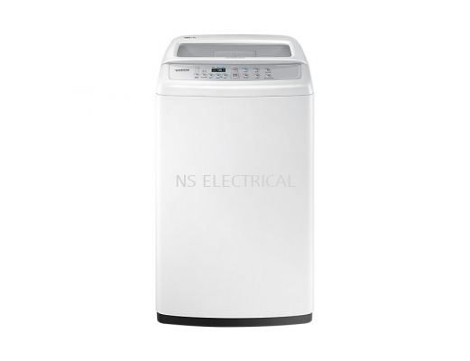 Samsung Top Load Washer with Magic Filter, 7.5kg (WA75H4200SW)