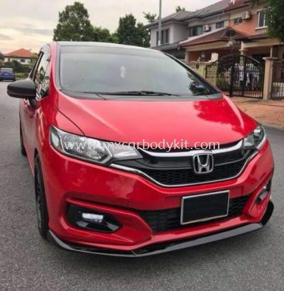 HONDA JAZZ 2017 GK TAKERO FRONT LIP