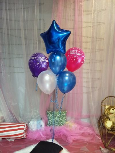 Helium Balloon - set 11