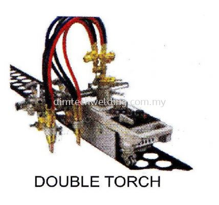 Heavy Duty Gas Cutting Machines (Double Torch)