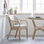 RATTAN DINING CHAIR MARCEL