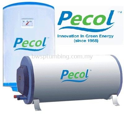 Pecol PPS45 (45 Liters) Electrical Storage Water Heater