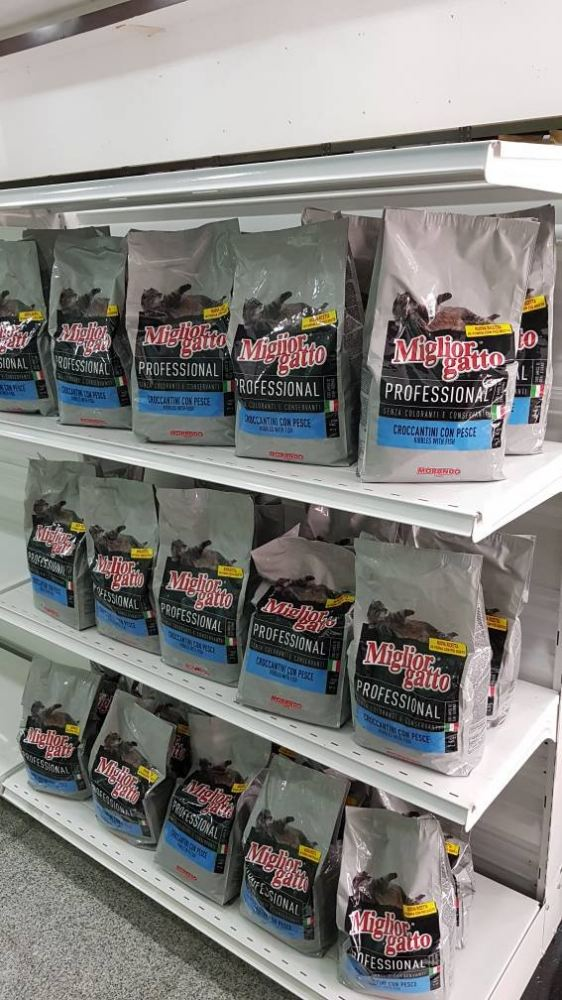 Morando migliorgatto professional cat dry food landed in USJ 21, Subang Jaya