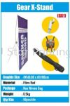 Gear X-Stand Bunting Stand Banner Inkjet