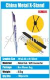 China Metal X-Stand Bunting Stand Banner Inkjet