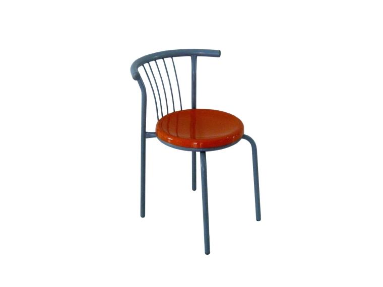 376&C Stool 15 Round Fibreglass Chair Fibreglass Furniture