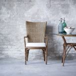 RATTAN DINING CHAIR TONE