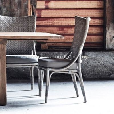 RATTAN DINING CHAIR TUNE