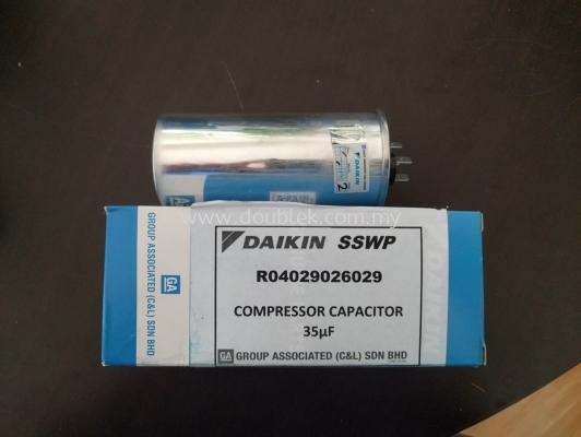 R04029026029 (COMPRESSOR CAPACITOR 35��F)