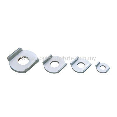 Flanged Washes For U-Bar Clamps