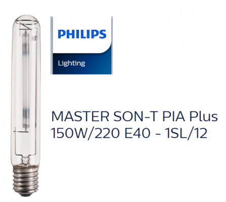 PHILIPS SON T PIA PLUS 150W E40 928483400092