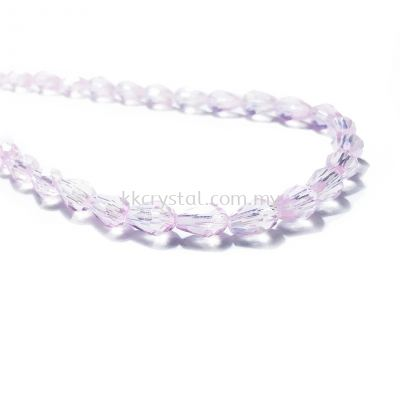 Crystal China, Teardrop 06mm, B108 Violet AB