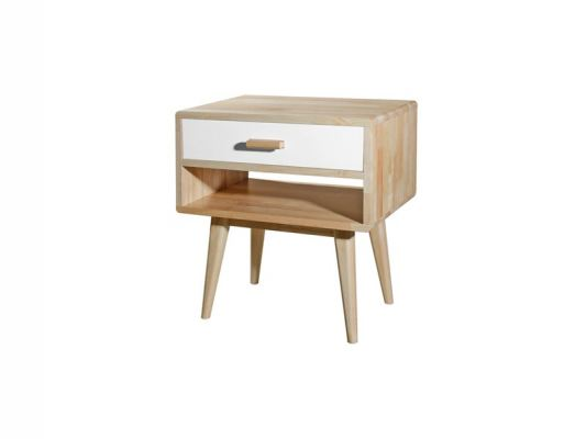 Hollywood Medium Bed Side Table