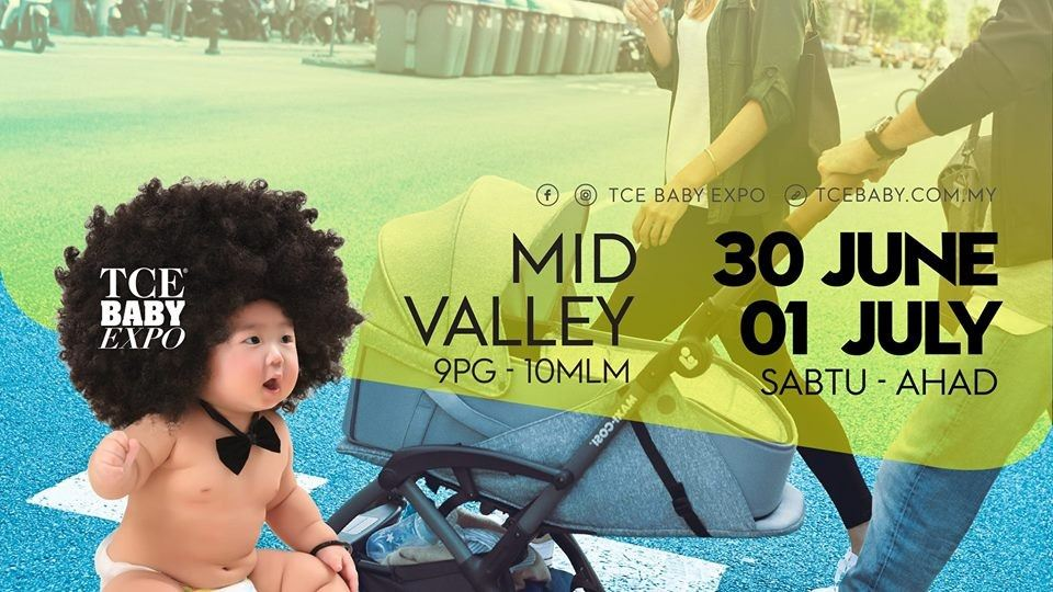 19th TCE Baby Expo July 2018 Year 2018 Past Listing