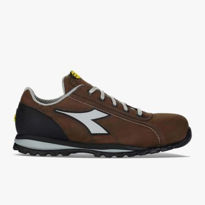 Diadora Glove II Low S3 HRO SRA (30008 Dark Brown)