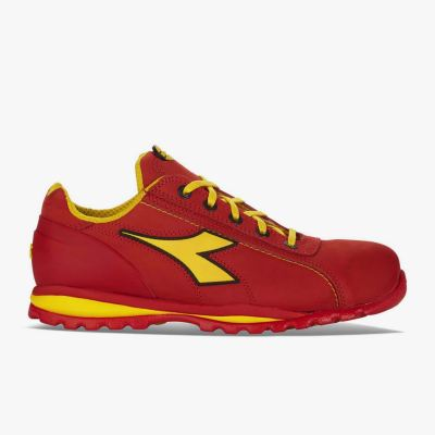 Diadora Glove II Low S3 HRO SRA (45041 Dark Red)