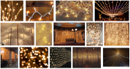 TWINKLE BRAND DECORATION LED / CHRISTMAS LIGHT  LED ACCERSORIES