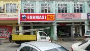 Light Board & Double side Light board (LED) tube @ FARMASI M3 Advertising Signboard Maker @ Puchong Farmasi (Pharmacy)