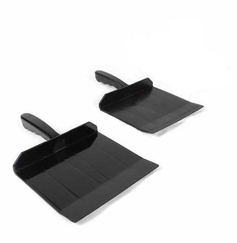 (8202-B) Cement Tray Hardware Plastic Series