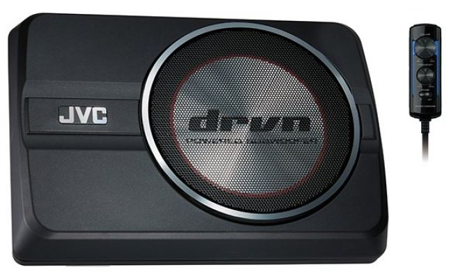 CW-DRA8 drvn 20cm (8'') Compact Powered Subwoofer