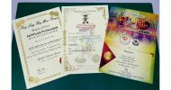 Certificate Offset Printing