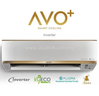 A3WMY15SP / A3LCY15C (1.5HP AVO+ Series R32 Inverter)