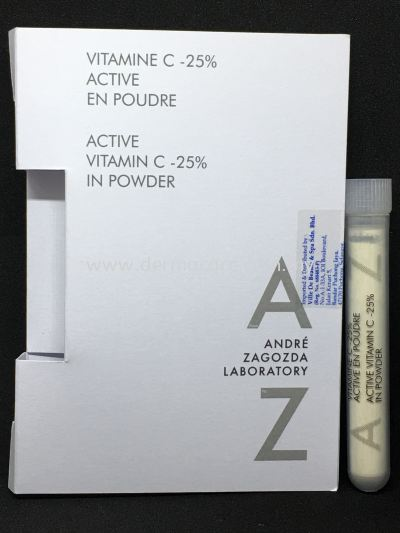 Active Vitamin C-25% In Powder