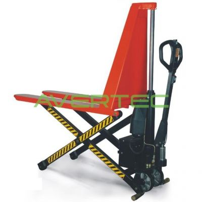 Electric Scissor Lift Pallet Truck / Electric High Lift Pallet Truck