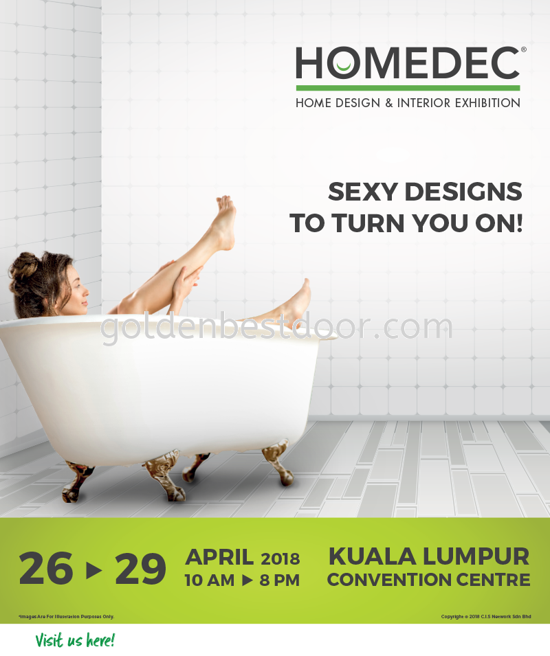 HOMEDEC 26-29 APRIL 2018