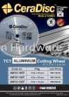 CERADISC TCT ALUMINIUM CUTTING WHEELS C005 TCT ALUMINIUM CUTTING WHEELS CERADISC