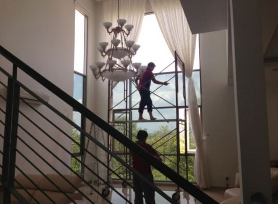 Terrace house and condominium window film cyberjaya ס�ҹ�Ԣ��ɹ����Ĥ